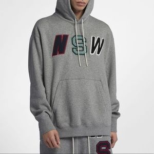 Oversized NSW hoodie